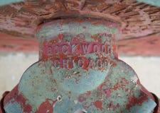 Rockwoodpijp Royalty-vrije Stock Fotografie