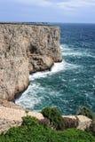 Rocky Algarve, Portugal coastline Stock Photography