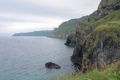 Rocky Antrim Coast Stock Photography
