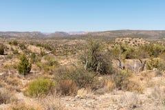 Rocky Arizona desert Royalty Free Stock Photo