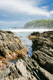 Rocky Australian Coastline Stock Photography