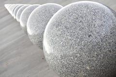 Rocky balls. Royalty Free Stock Photo