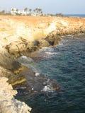 rocky bay Obraz Stock