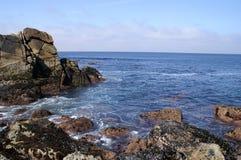 Rocky beach Royalty Free Stock Photos