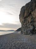 Rocky beach Stock Photography