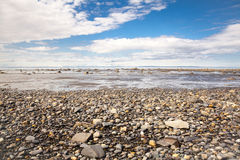 Rocky Beach Coastline Royalty Free Stock Photography