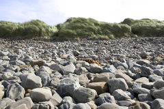 Rocky beach in Kerry Ireland Stock Photo