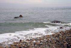 Free Rocky Beach - Montauk NY Royalty Free Stock Photography - 103813977