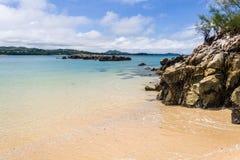 Rocky beach Royalty Free Stock Image
