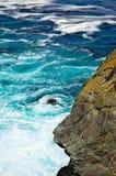 rocky brzegu Obrazy Stock