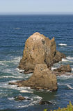 Rocky California Sea Stock Images
