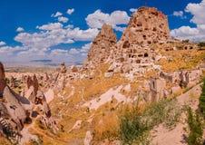 Rocky Cappadocia Stock Images