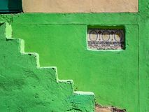 The rocky church of Wukro Cherkos in Ethiopia. Africa stock photo