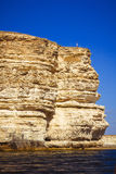 Rocky cliffs Royalty Free Stock Photography