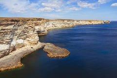 Rocky cliffs Stock Image