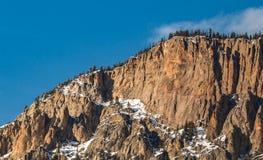 Rocky Cliffside imagem de stock royalty free