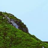 Rocky cliffside Royalty Free Stock Photo
