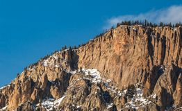 Rocky Cliffside Royalty Free Stock Image
