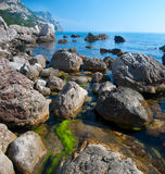 Rocky coast Royalty Free Stock Images