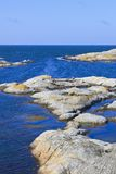 Rocky coast Royalty Free Stock Photography