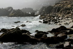Rocky Coast Stockbild
