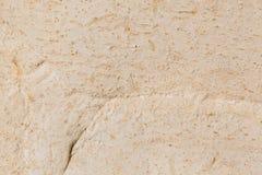 Rocky coast formed by sandy sediments. Rocky coast formed by sandy sediments and sandstone cliffs. Marsaskala on the coast of the Malta island in the Stock Images