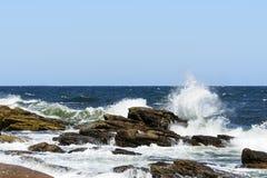 Rocky coast Stock Photography
