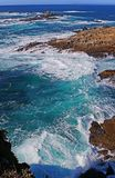 The Rocky Coast of Point Lobos Royalty Free Stock Photo