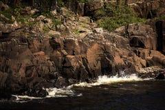 Rocky coast Royalty Free Stock Image