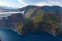 Rocky coast  at the southwest of Madeira Stock Photo