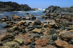 Rocky Coastline Royalty Free Stock Photography