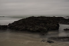 Rocky coastline Royalty Free Stock Image