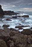 Rocky coasts Stock Photos