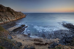 Rocky coasts Stock Image