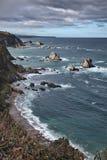 Rocky coasts Royalty Free Stock Photos