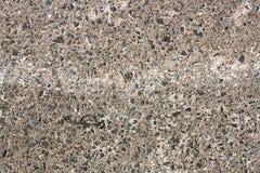 Rocky Concrete Texture tacheté Images stock