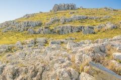Rocky Countryside Landscape, Maldonado, Uruguay Lizenzfreie Stockfotografie