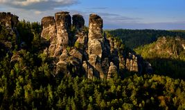 rocky countryside Stock Photos