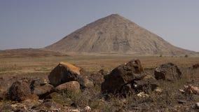 Rocky desert Royalty Free Stock Photos