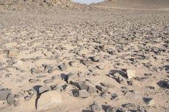 Rocky desert landscape Stock Image