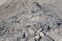 Rocky desert mountain Stock Photos