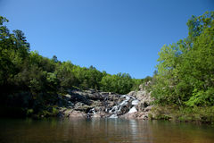 Rocky Falls Stock Images