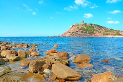 Rocky foreshore Royalty Free Stock Photography