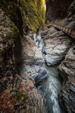Rocky gorge Stock Photos