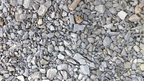 Rocky Ground Background Fotografia Stock