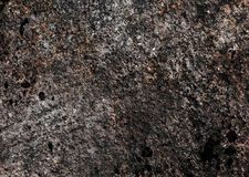 Rocky ground. An image showing a rocky ground stock photography
