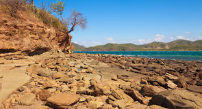 Rocky Guanacaste Coast Stock Photos