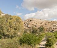 Rocky Hill Foto de Stock Royalty Free