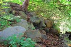 Rocky Hill Fotografia Stock Libera da Diritti