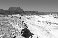 Negev Desert in Israel Stock Photos